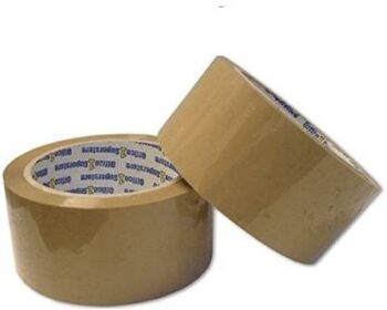 Hippo Brown Packing tape.