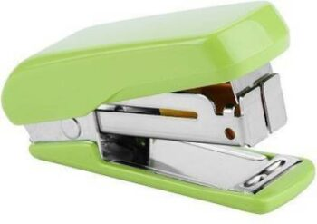 souland Manual 23 6 H Round Edged Staplers Set of 1 Green
